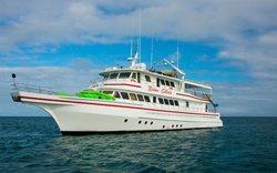 Reina Silvia - Galapagos Yacht