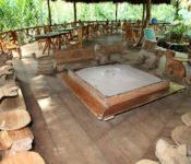 Liana Lodge Feuerstelle