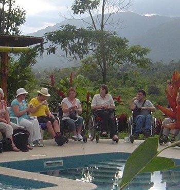 Rollstuhl-Urlaub-Ecuador