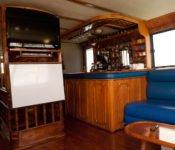 Galapagos Kreuzfahrtyacht Fragata - Bar