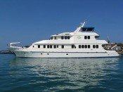 Galapagos Kreuzfahrtyacht Tip Top IV