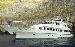 Tip Top IV - First Class Galapagos Yacht