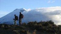 Trekking Bergsteigen Ecuador