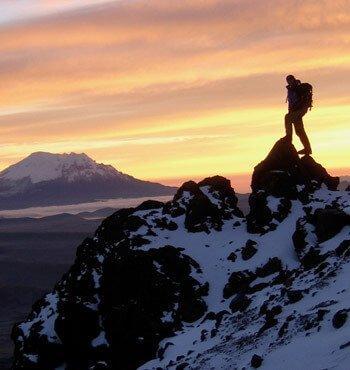 Trekking & Bergsteigen Ecuador