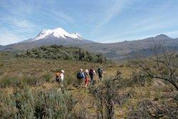 Trekking und Bergsteigen in Ecuador - Trekkingtouren
