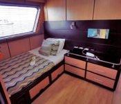 Galapagos Kreuzfahrt Yacht Tip Top III - Einzelkabine