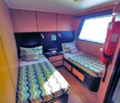 Galapagos Kreuzfahrt Yacht Tip Top III - Obderdeckkabine