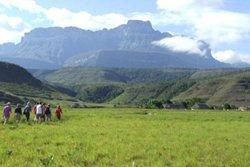 Venezuela Auyan Tepui Trekking