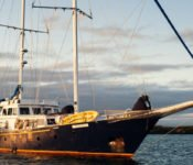 Galapagos Segelyacht Beagle