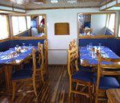 Galapagos Yacht Eden - Essraum