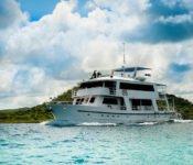 Galapagos Kreuzfahrtyacht Fragata