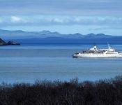 Kreuzfahrtschiff Galapagos Legend