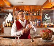 Galapagos Kreuzfahrt Yacht Galaxy - Bar