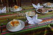 Huaorani Ecolodge - Frühstück