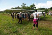Huaorani Ecolodge - Anreise mit dem Kleinflugzeug