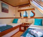 Galapagos Seaman Journey - Zweibettkabine