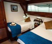 Galapagos Kreuzfahrt Yacht Letty - Zweibettkabine