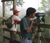 Sani Lodge - Vogelbeobachtung