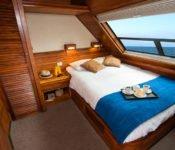 Galapagos Kreuzfahrt Yacht Eric - Doppelkabine