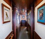 Galapagos Kreuzfahrt Yacht Eric - Korredor