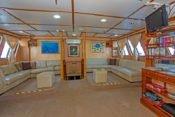 Galapagos Kreuzfahrt Yacht Yolita II - Lounge