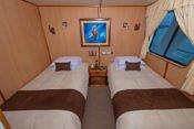 Galapagos Kreuzfahrt Yacht Yolita II - Zweibettkabine