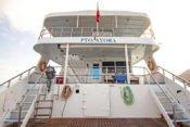 Galapagos Kreuzfahrt Yacht Yolita II