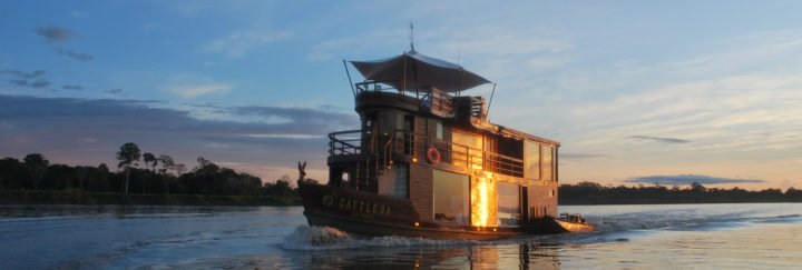 Amazonas Flusskreuzfahrt