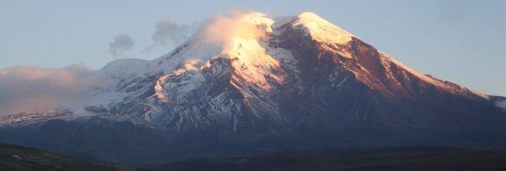 die Ecuador Reise - Chimborazo