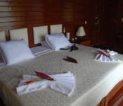 Cattleya Journey Kabine - Amazonas Kreuzfahrt Peru