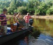 Cattleya Journey - Ausflug im Kanu