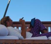 Amazonas Kreuzfahrt Peru - Cattleya Journey Entspannung an Deck