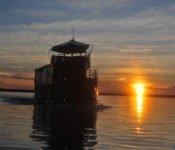 Cattleya Journey bei Sonnenuntergang