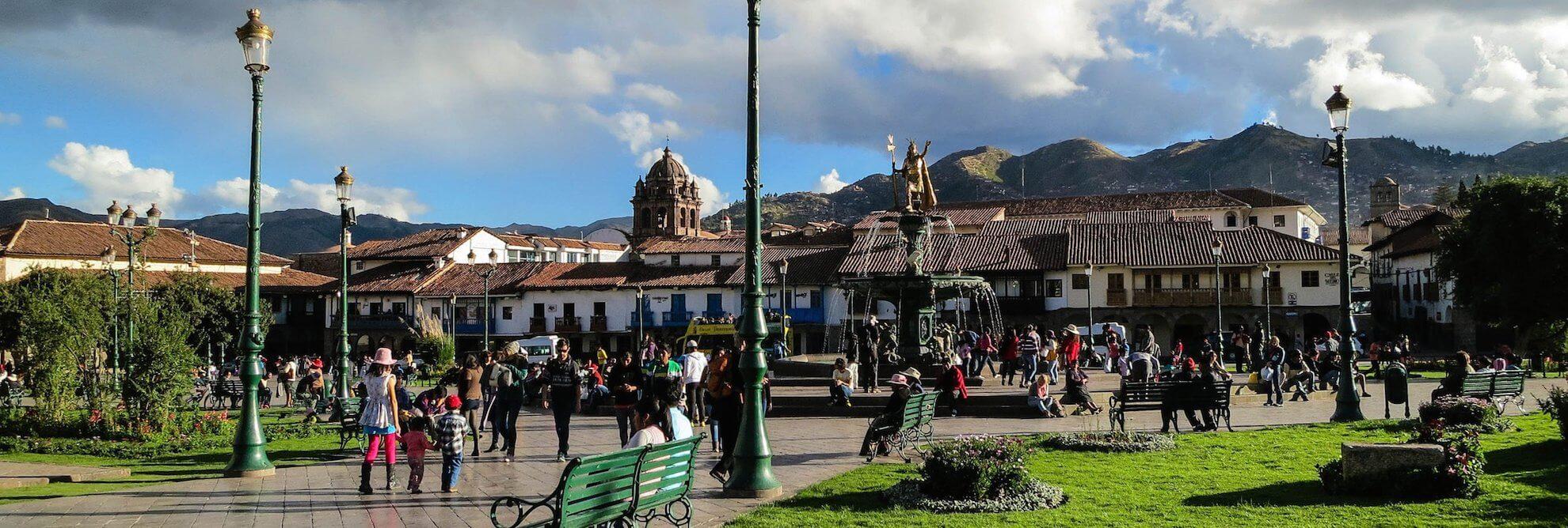 Rundreise Peru zu den Höhepunkten Perus