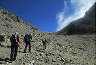 Pampa de LLamac - Umrundung Cordillera Huayhuash