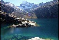 Laguna Churup - Umrundung Cordillera Huayhuash