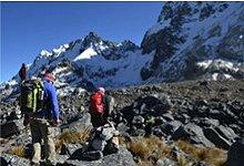 Bergexpedition Peru - Cordillera Volcanica