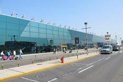 Peru Rundreise - Airport Lima
