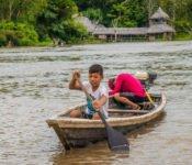 Cattleya Journey - Kinder im Kanu