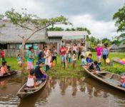 Cattleya Journey - Dorfbesuch Amazonas
