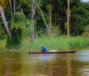 Cattleya Journey - Bewohner im Kanu