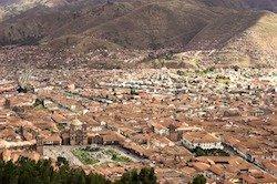 Cusco von oben
