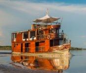 Amazonas Kreuzfahrt Peru - Cattleya Journey auf dem Fluss