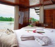 Amazonas Kreuzfahrt Peru - Cattleya Journey Kabine mit Ausblick