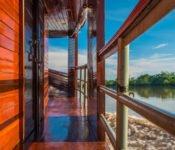 Amazonas Kreuzfahrt Peru - Cattleya Journey Reeling