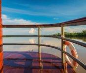 Amazonas Kreuzfahrt Peru - Cattleya Journey Deck
