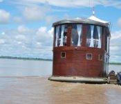 Cattleya Journey auf dem Fluss