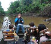 Cattleya Journey - Kanufahrt im Amazonas