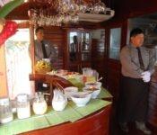 Cattleya Journey - Frühstücksbuffet