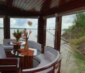 Cattleya Journey von innen